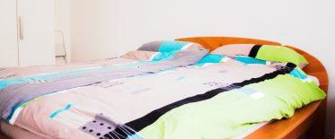 Ferienwohnung Schlafzimmer Doppelbett